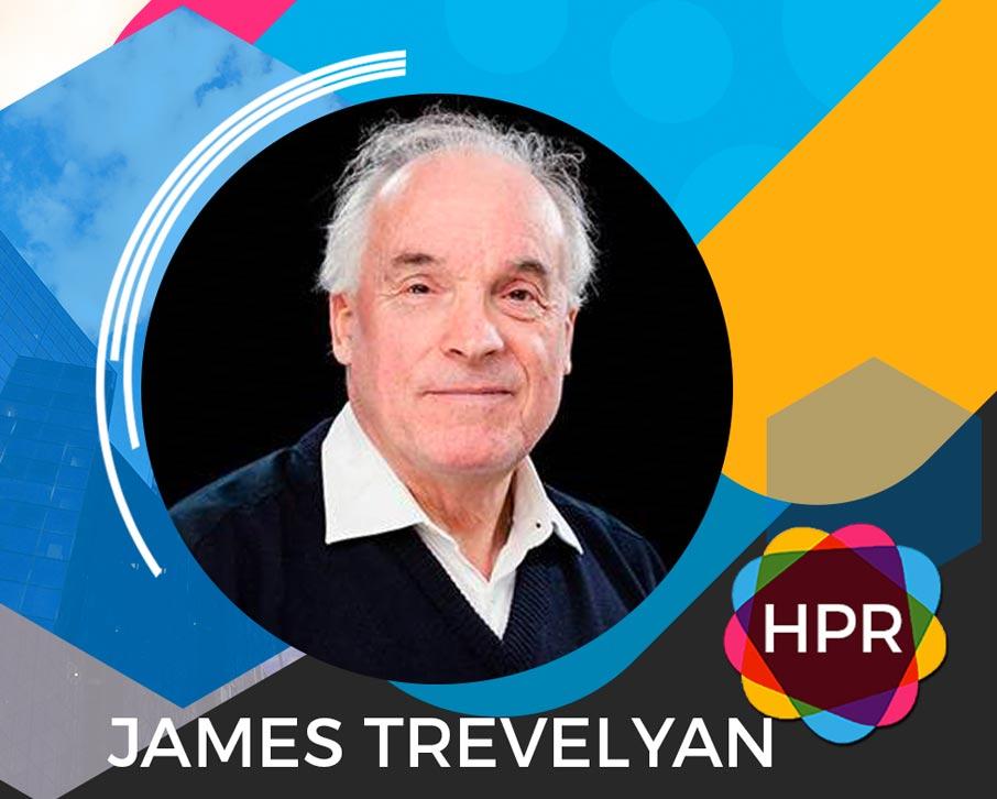 James Trevelyan HPR