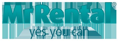 Mr Rental Logo